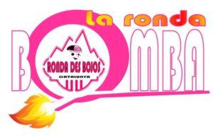 logo RONDA BOMBA 2020